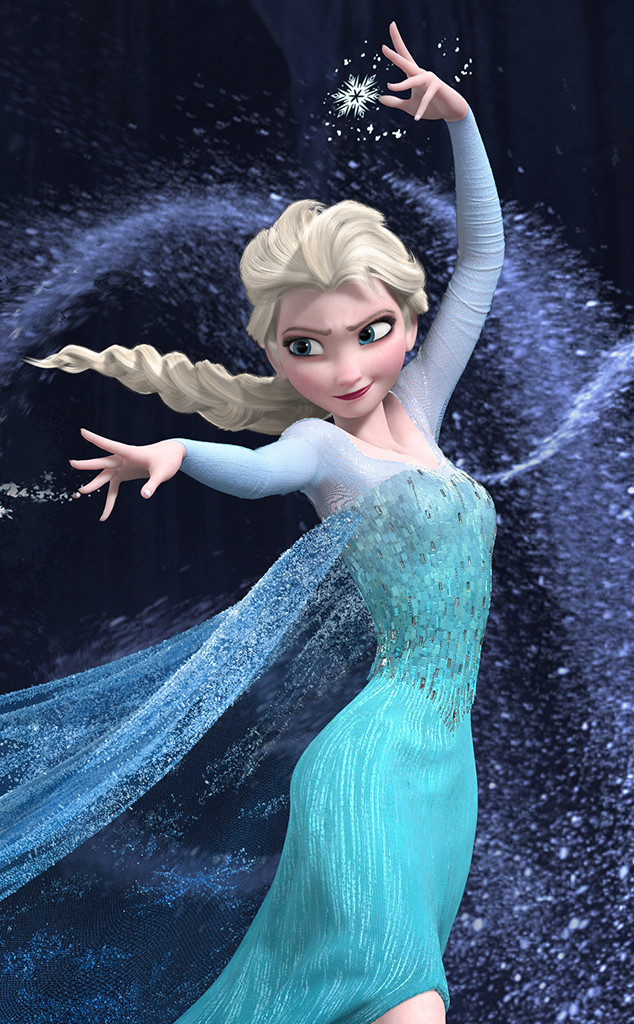 Pictures of elsa naked