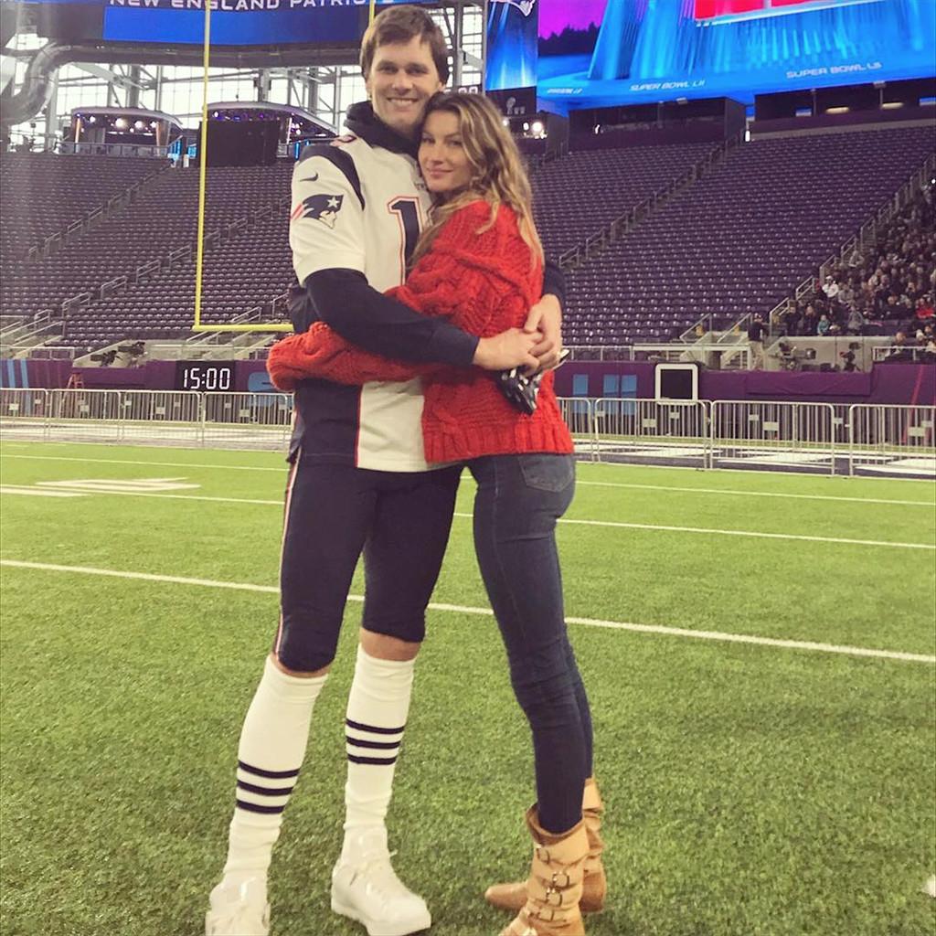 New England Patriots Sweater