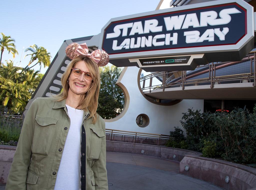 Laura Dern, Disneyland