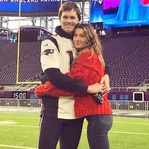 Tom Brady, Gisele Bundchen, Super Bowl, Instagram