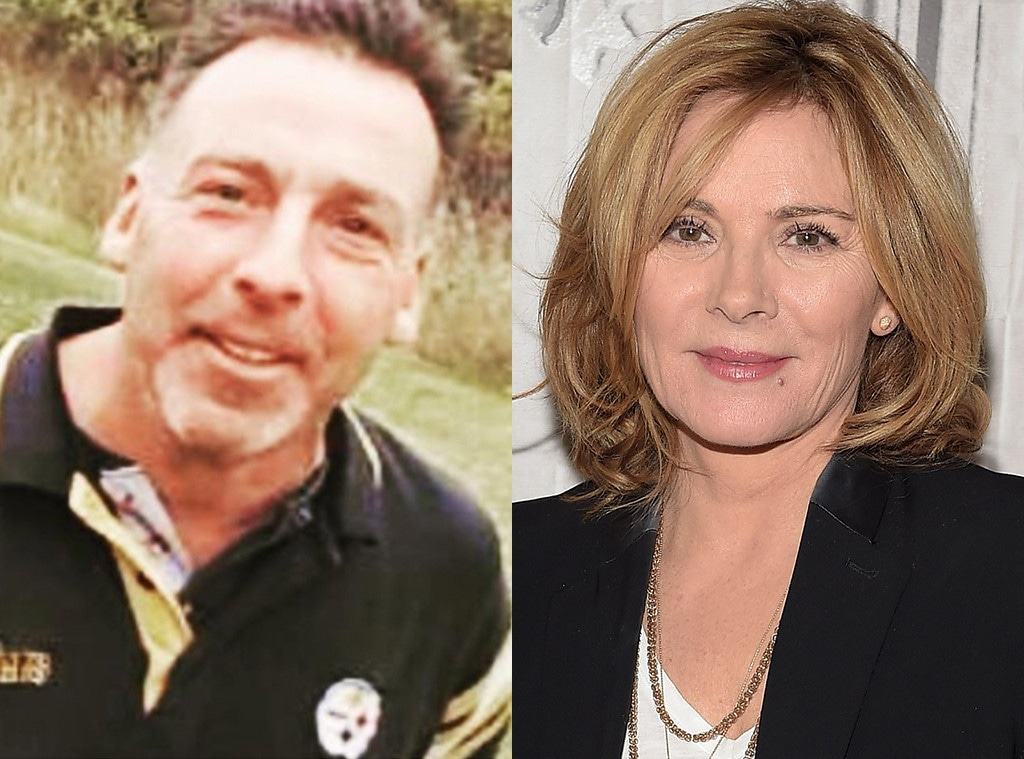 Kim Cattrall, Christopher Cattrall