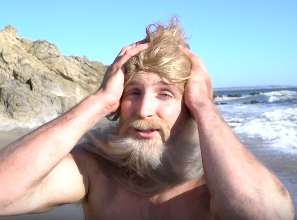 Logan Paul Returns to YouTube After Suicide Forest Video ...