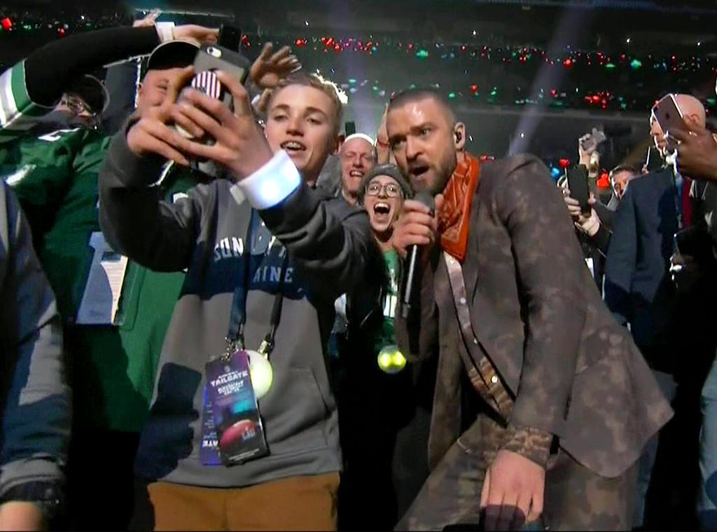 Justin Timberlake, halftime show, Super Bowl LII