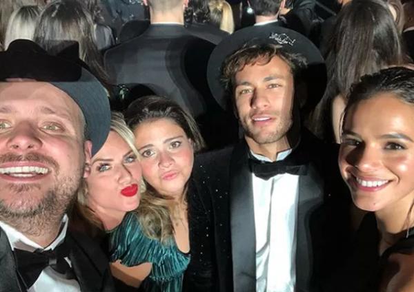 Aniversario Neymar