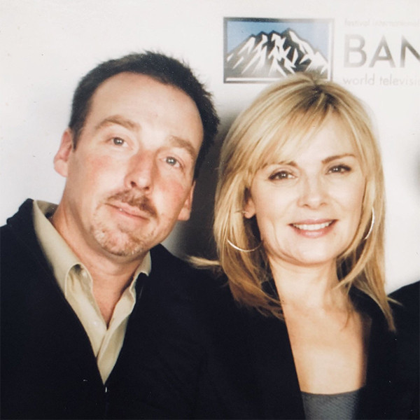 Kim Cattrall Mourns Brother Christopher at Memorial Service | E! News