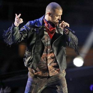 Justin Timberlake, half time show, Super Bowl LII