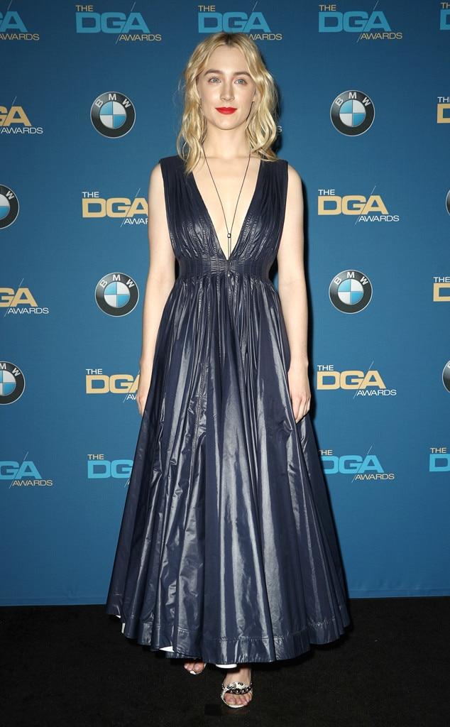 Saoirse Ronan, Directors Guild Of America Awards, 2018