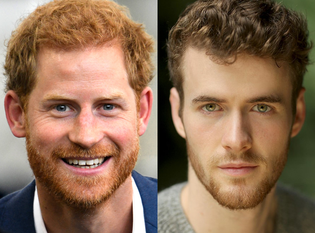 Prince Harry, Murray Fraser