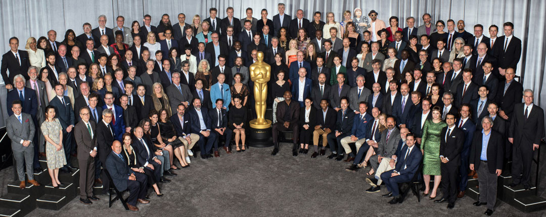 2018 Oscar Nominee Luncheon, Class Photo