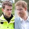 Prince Harry, Murray Fraser