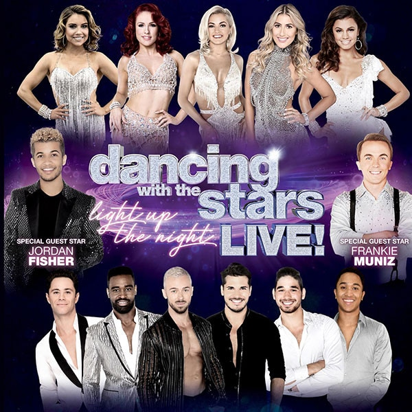 Dancing With The Stars, DWTS, Tour