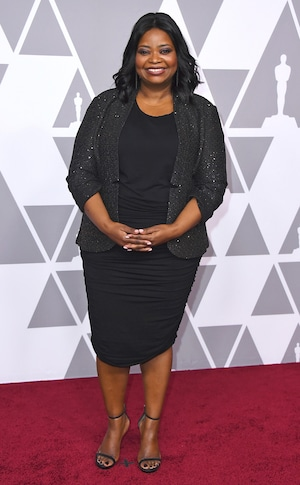 Octavia Spencer, Oscar Nominees Luncheon