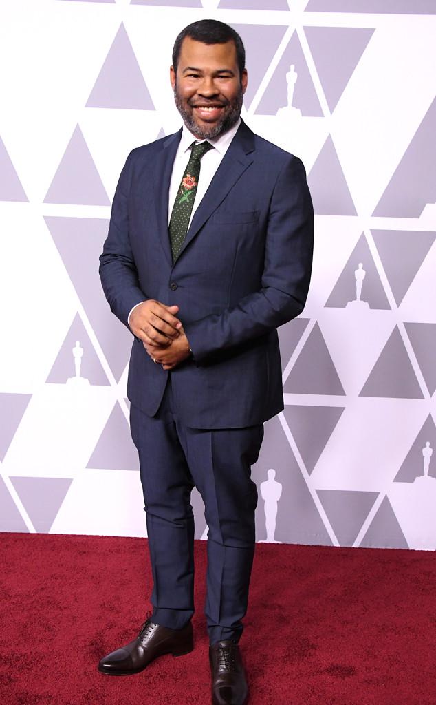 Jordan Peele, Oscar Nominees Luncheon