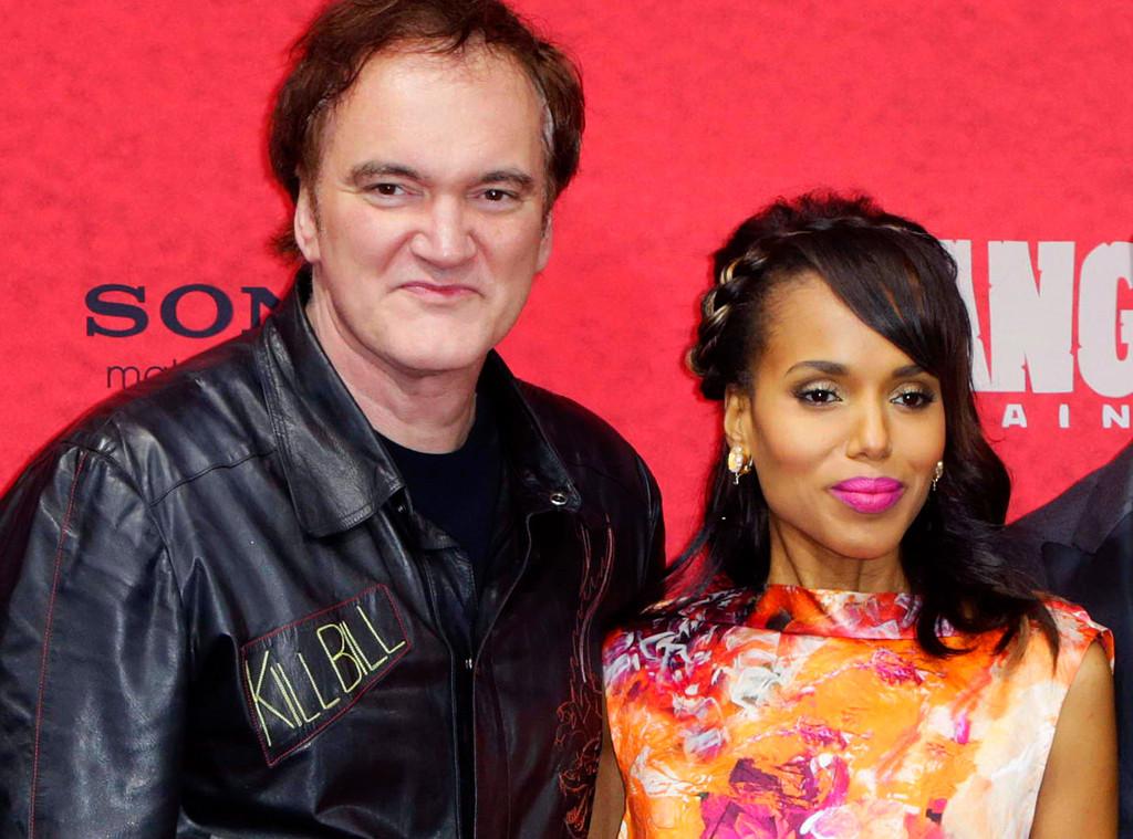 Quentin Tarantino, Kerry Washington