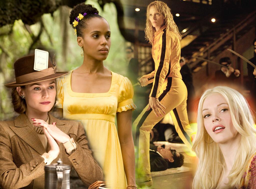 Quentin Tarantino, Leading Ladies