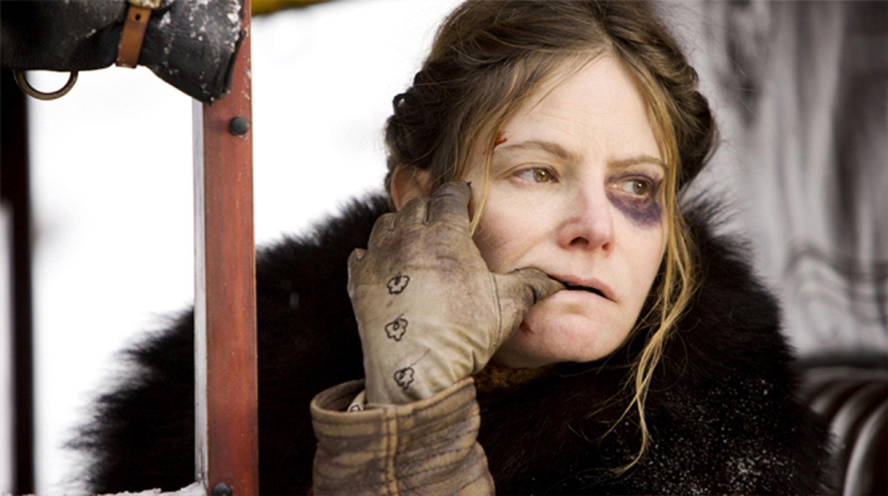 Jennifer Jason Leigh, The Hateful Eight