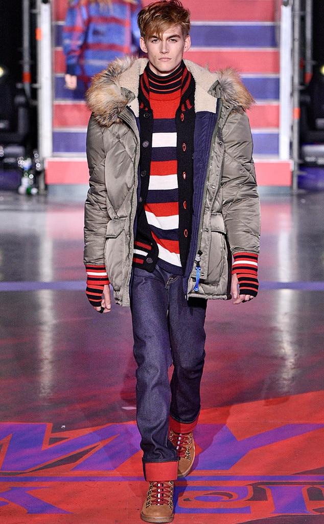 ESC: Presley Gerber, Male Models