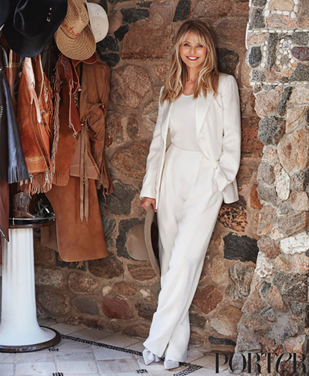 Christie Brinkley, Porter Magazine