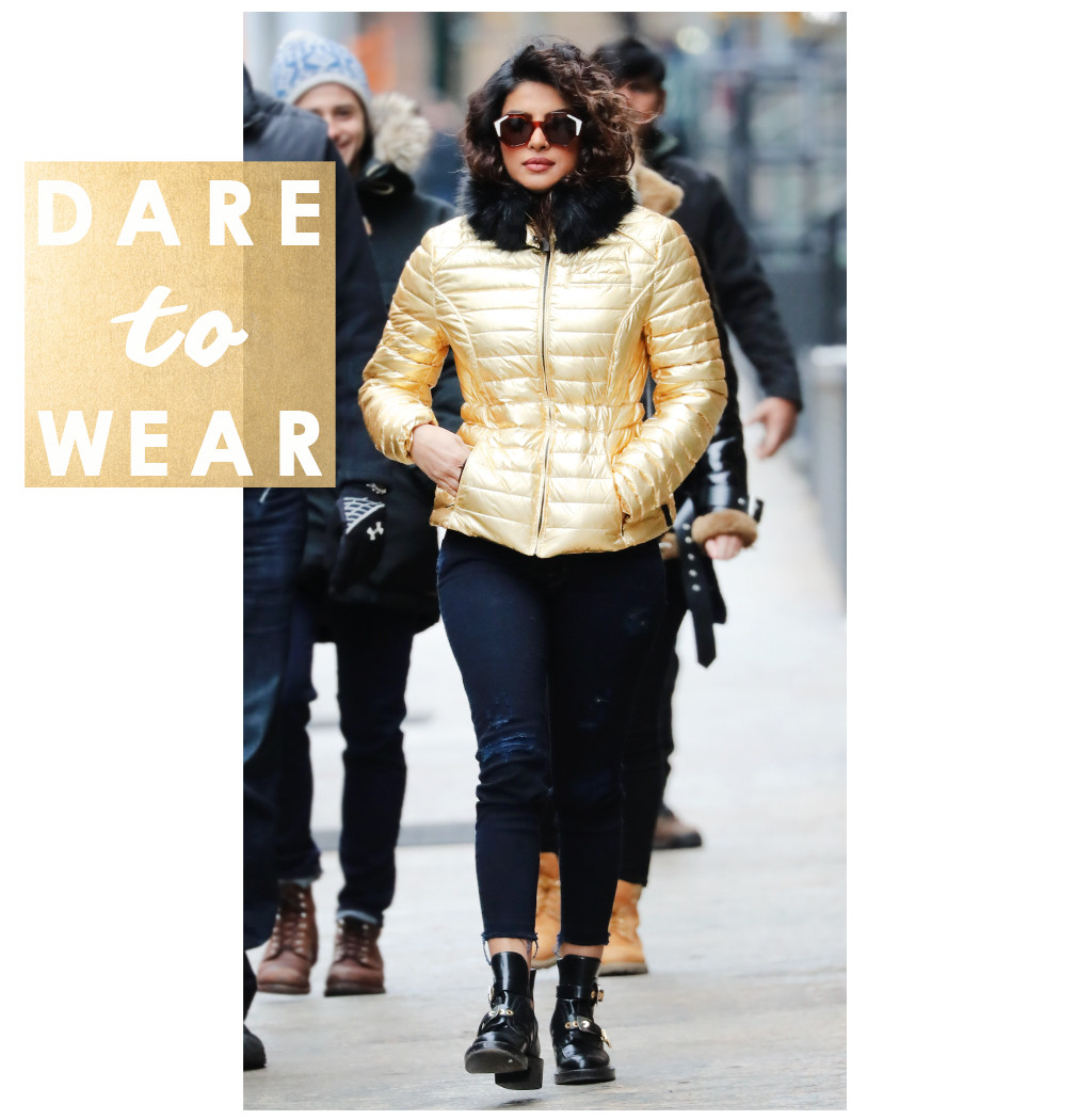 ESC: Dare to Wear, Proyanka Chopra