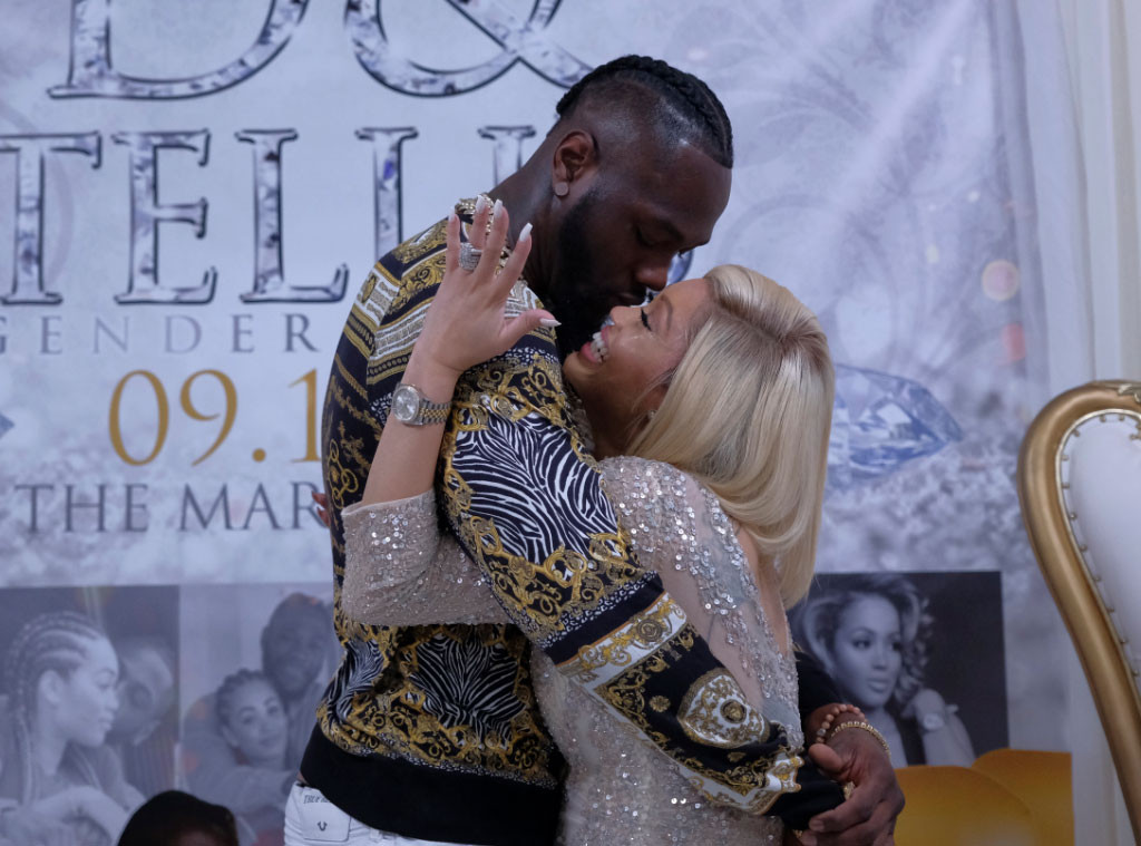 Deontay Wilder, Telli Swift, WAGS Atlanta