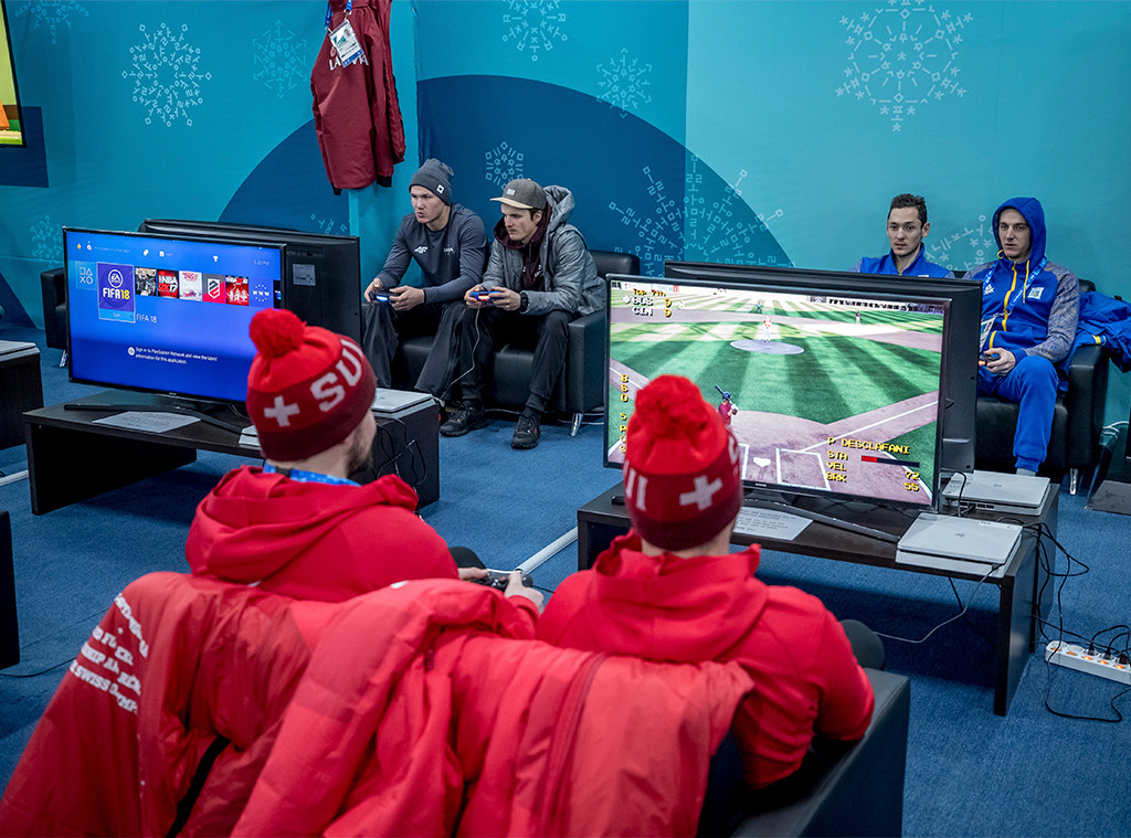 Pyeongchang, Olympic Villages, Video Game Room