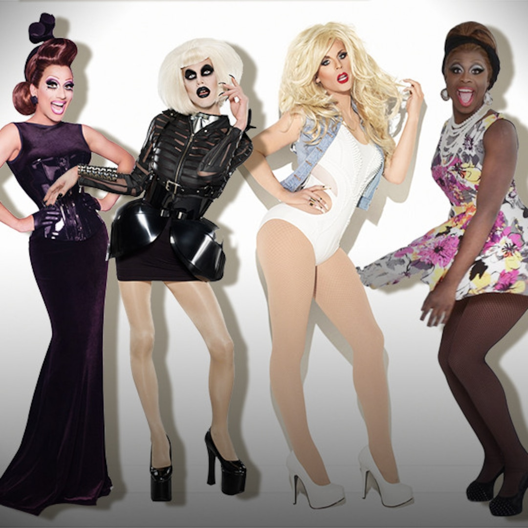 We Ranked the Top 20 RuPaul's Drag Race Queens: See Who Sashayed Their Way to No. 1