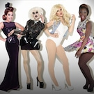Ranking the Top 20 <i>RuPaul's Drag Race</i> Queens