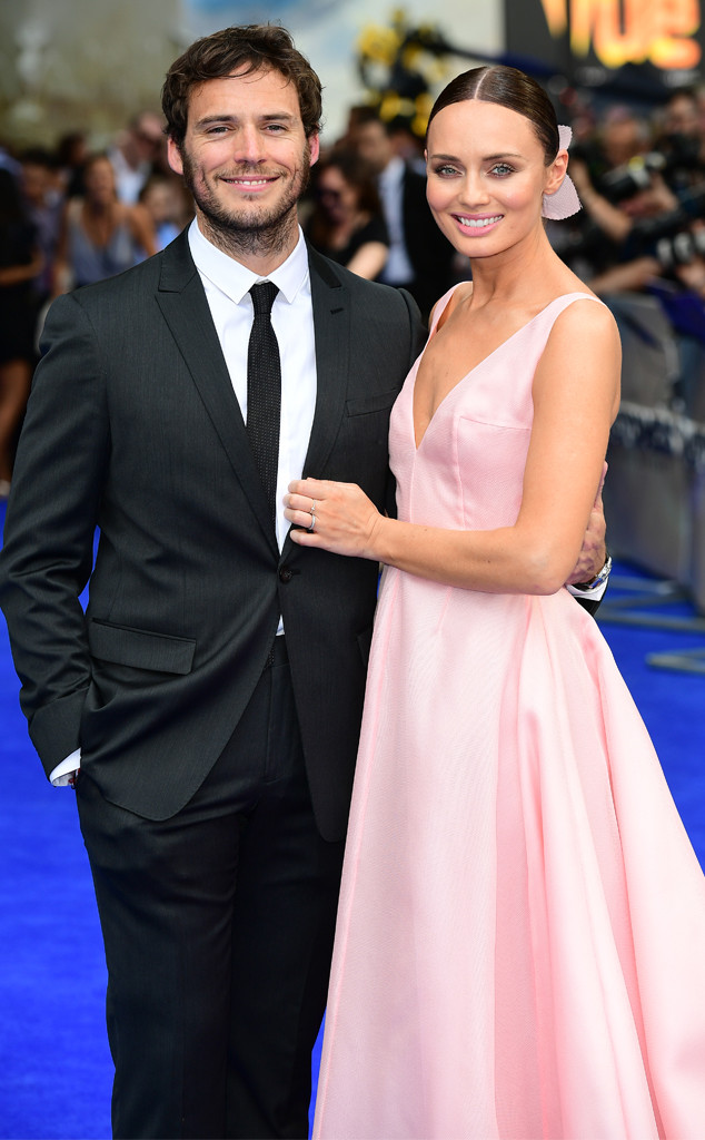 Sam Claflin and Laura Haddock Welcome Baby No. 2 | E! News