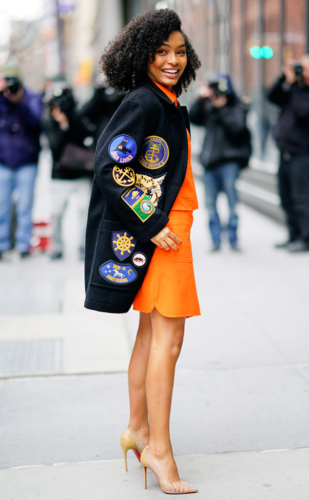 ESC: NYFW Street Style, Yara Shahidi