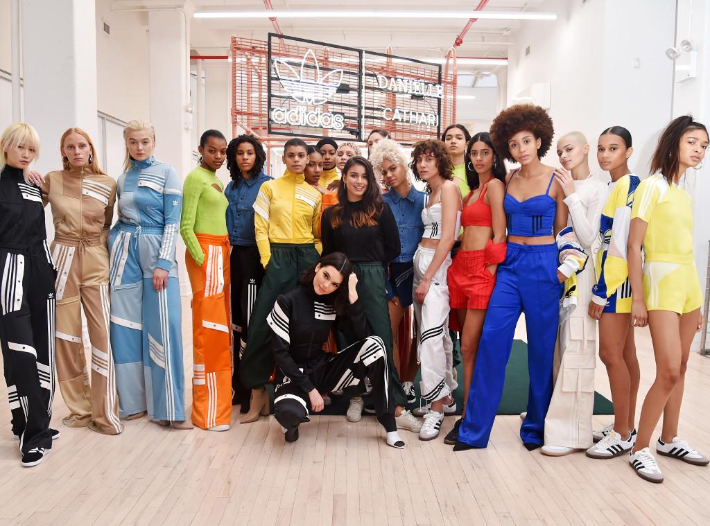 ESC: Adidas Originals, NYFW
