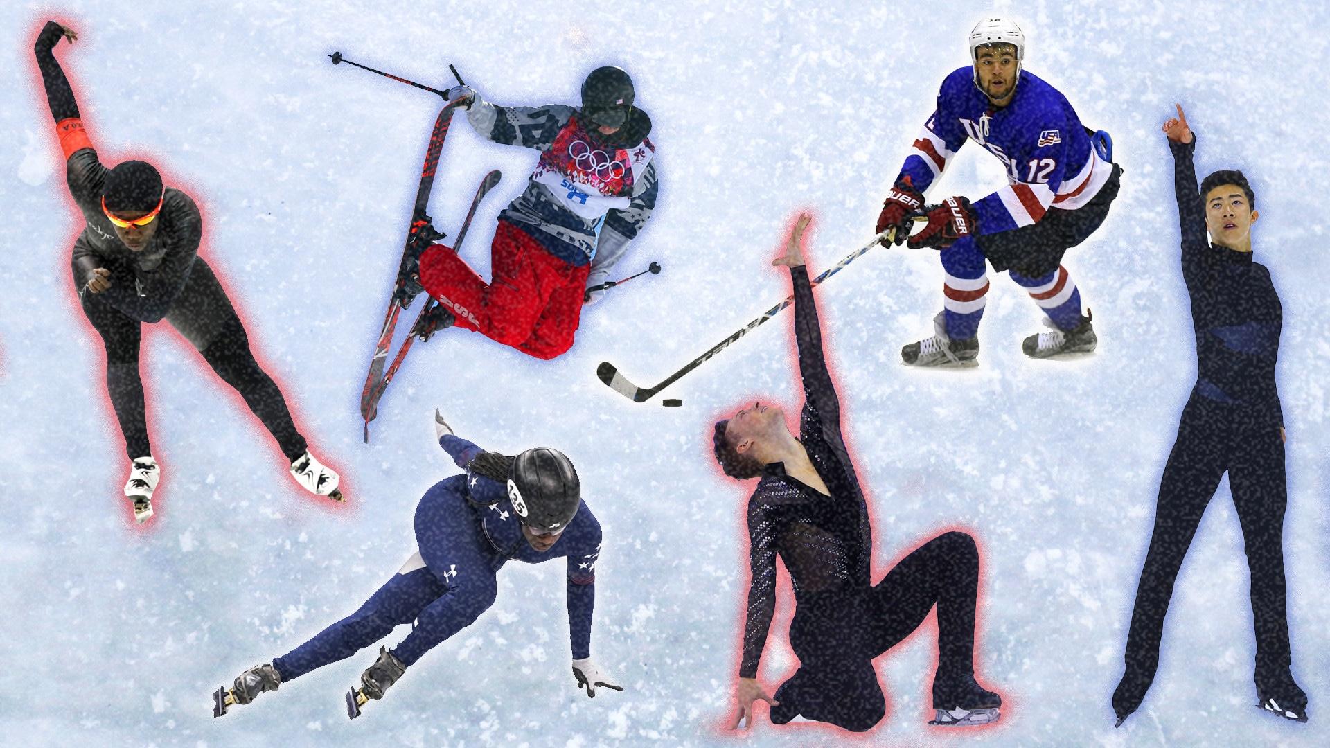 Olympics, Team USA, Diversity