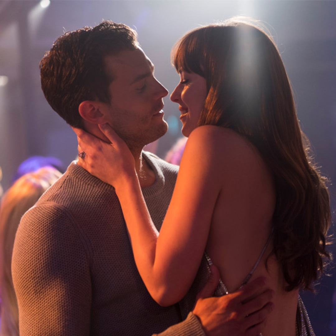 Final Fifty Shades of Grey Novel as Told by Christian Grey Coming Soon - E! Online