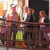 Katie Perry, Karlie Kloss, Derek Blasberg, EMBARGO UNTIL 3:15PM PST 02/08/18