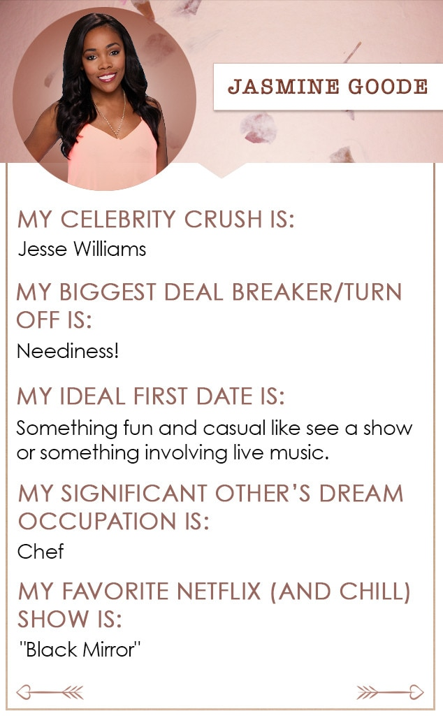 Chef dating profile