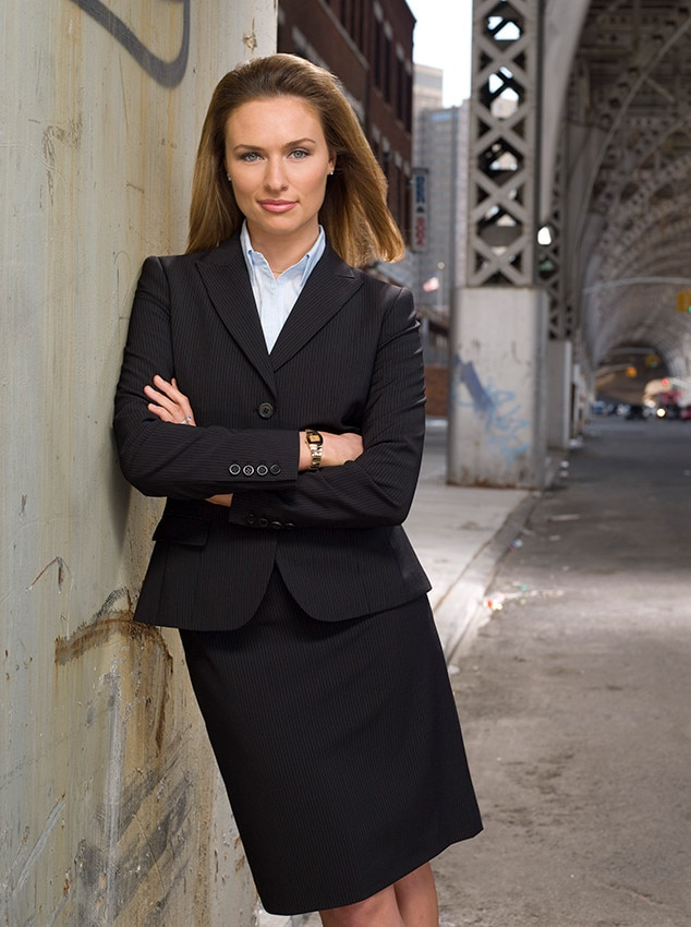 Michaela McManus from How Law and Order: SVU Handled Cast Exits | E! News