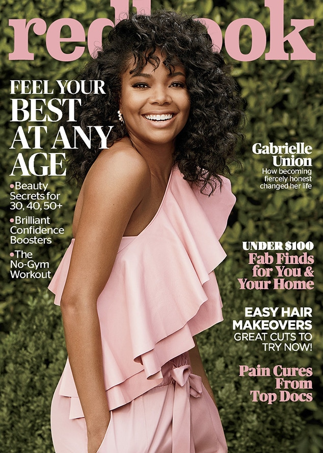 Gabrielle Union, Redbook