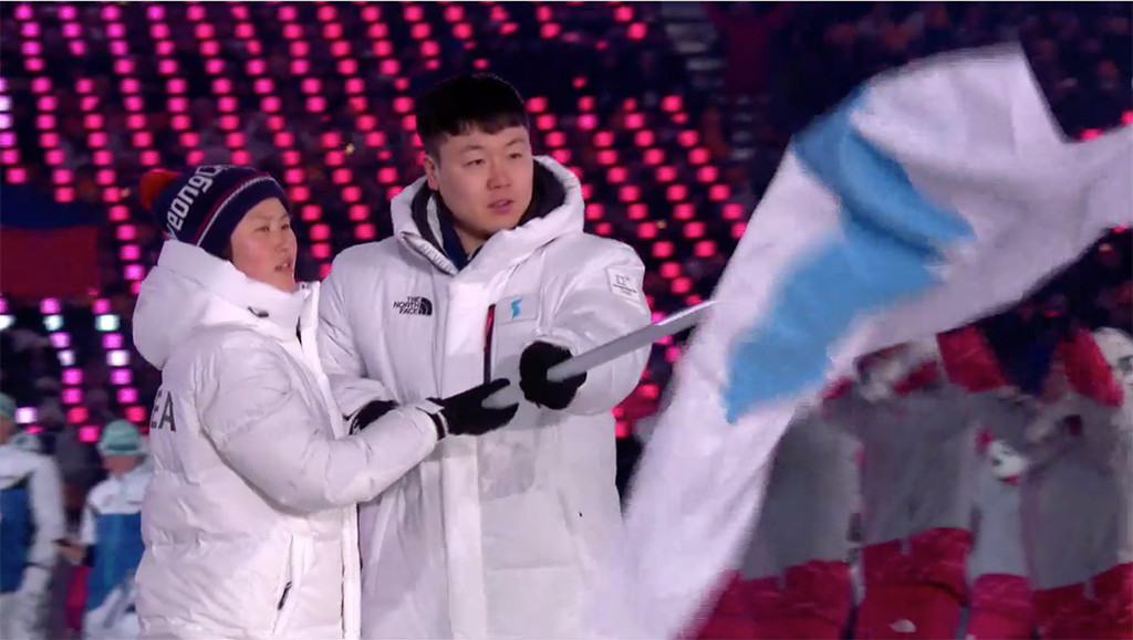 Opening Ceremony, Olympics 2018, Winter Games 2018