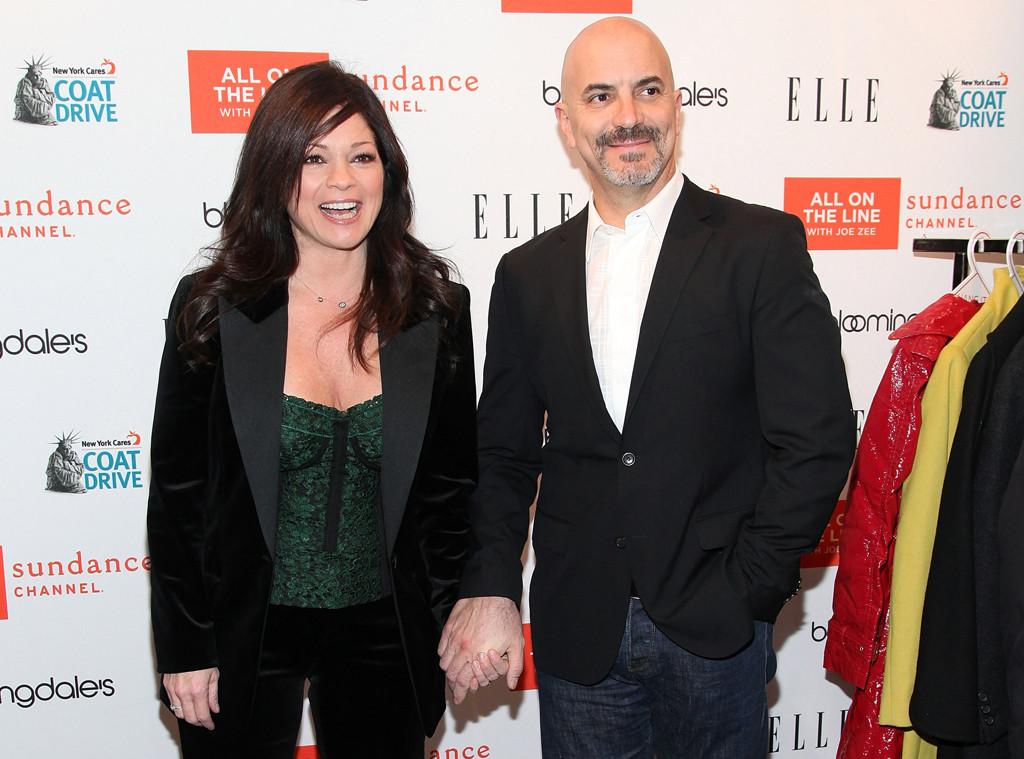 Valerie Bertinelli, Tom Vitale