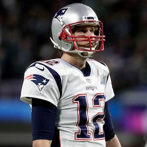 Tom Brady, Super Bowl 2018