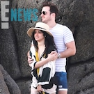 Camila Cabello & Matthew Hussey's PDA-Filled Beach Trip