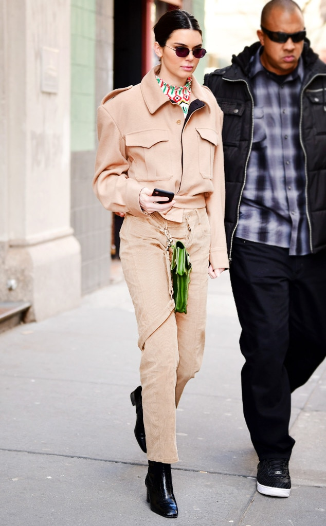 ESC: NYFW, Kendall Jenner