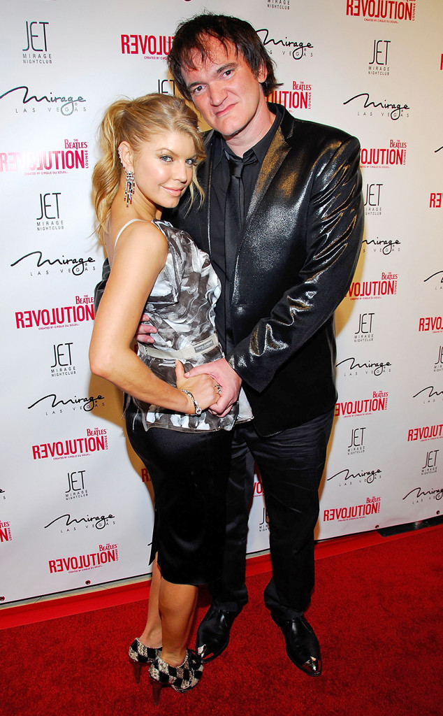 Fergie, Quentin Tarantino