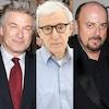 Alec Baldwin, Woody Allen, James Toback