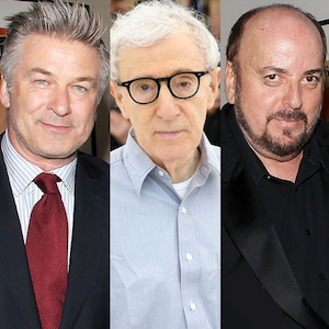 Alec Baldwin, Woody Allen, James Toback
