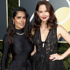 Salma Hayek, Ashley Judd