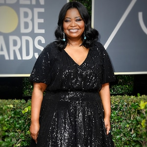 ESC: Octavia Spencer, Golden Globe Awards