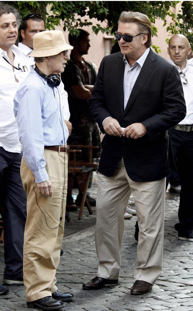 Woody Allen, Alec Baldwin