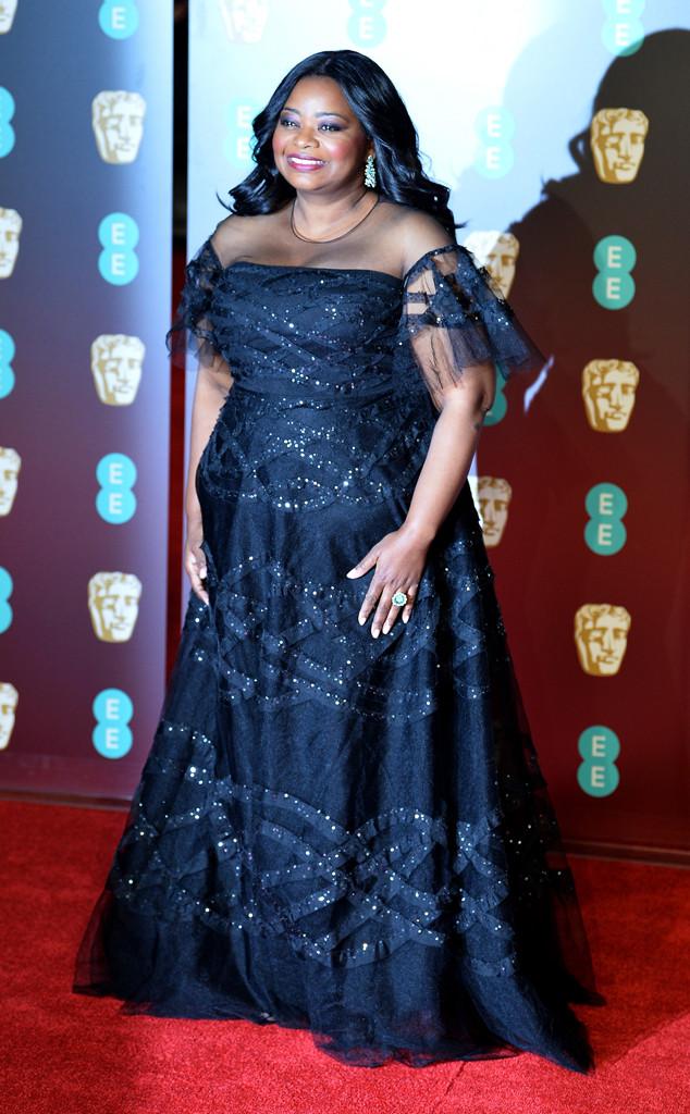 ESC: Octavia Spencer, BAFTA's