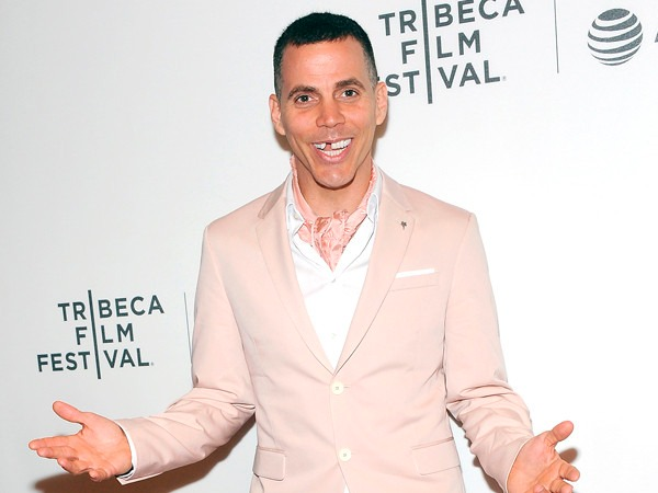 Steve-O Recalls Snorting Cocaine Mixed With HIV-Positive Blood