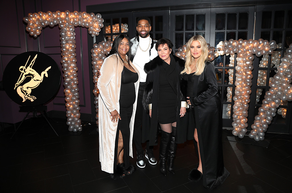 Tristan Thompson, Birthday, Khloe Kardashian, Kris Jenner, Andrea Thompson, Moms